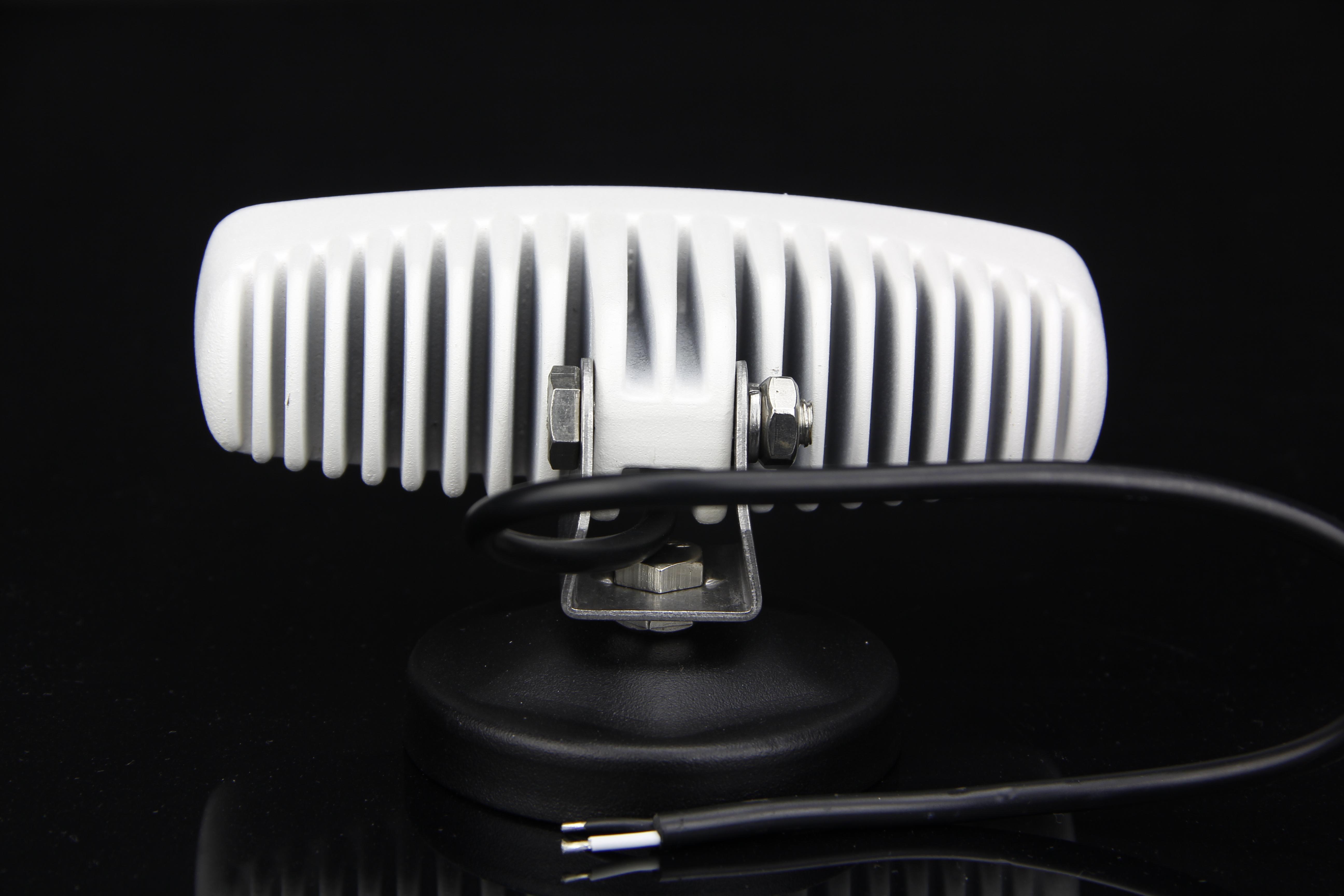 Rectangle Led Work Light 5 5 Inch 15 Watt Tuff Led Lights