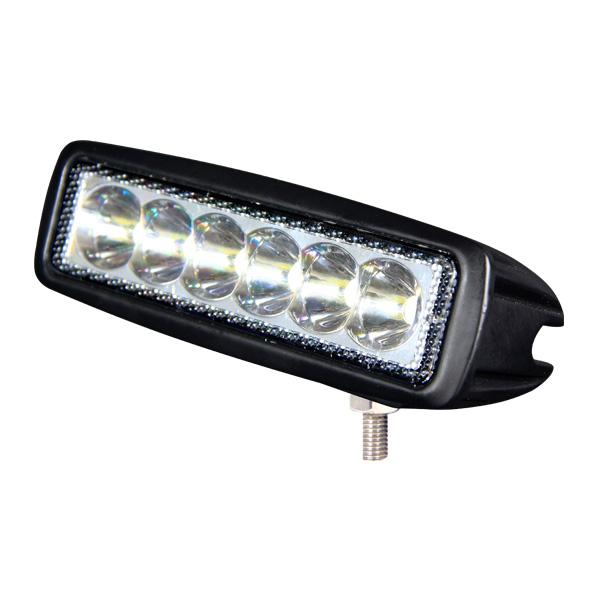 Super Low Profile Led 6 Inch 18 Watt Tuff Led Lights