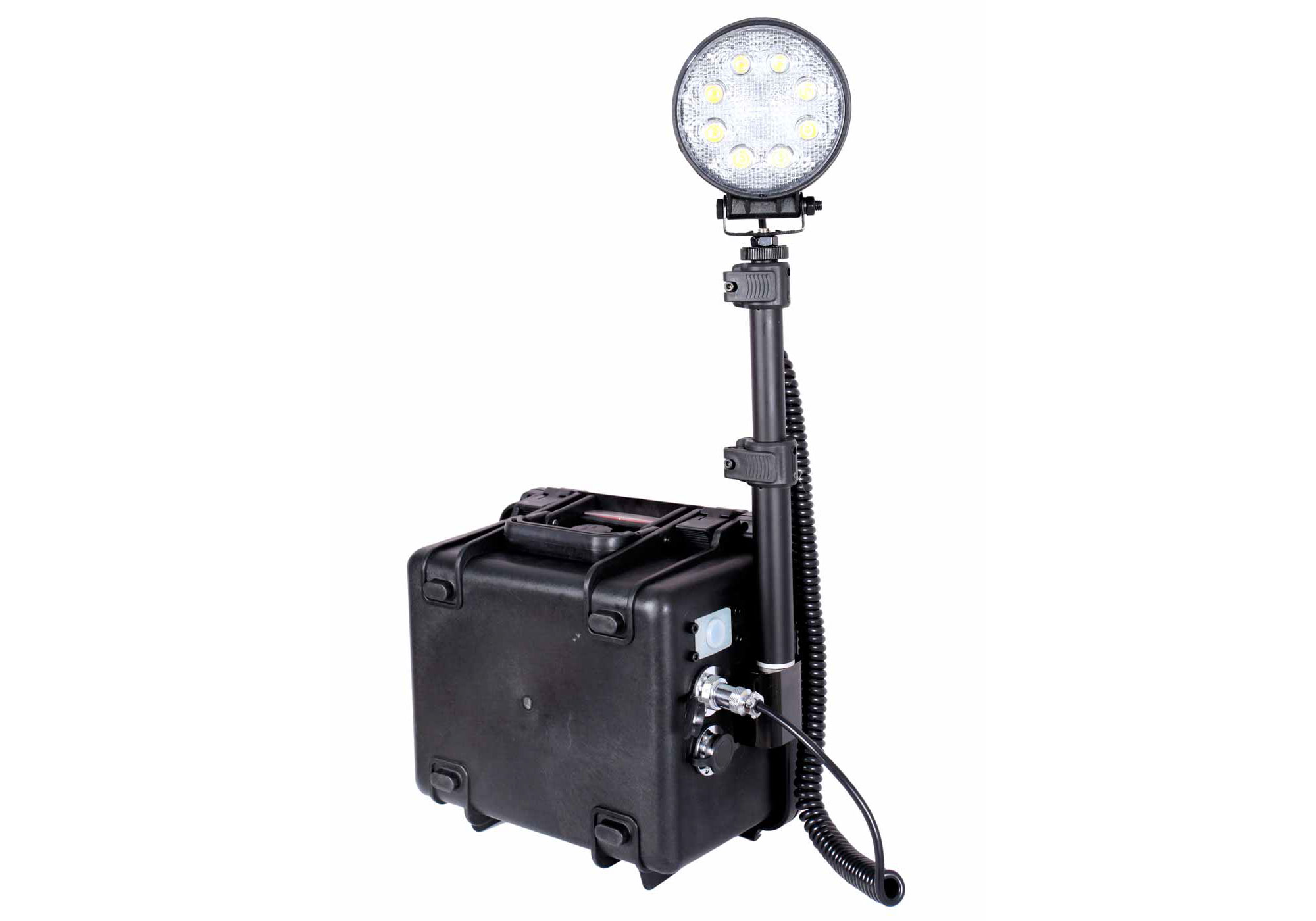 K100 Portable Remote Area Led Lighting System Tuff Led