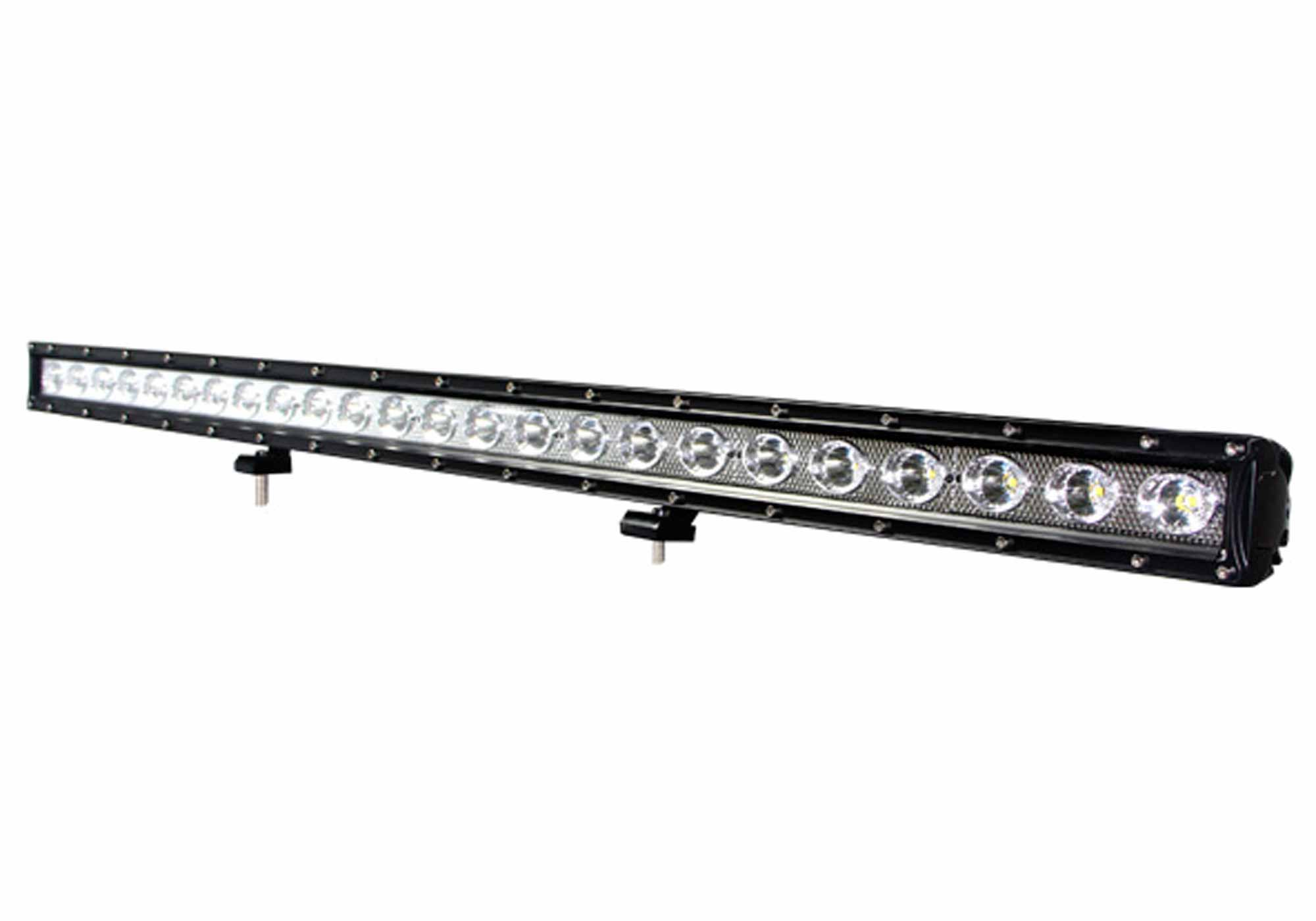 lava series led light bar - 40 inch 120 watt