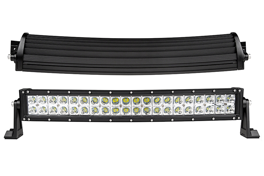 Curved series led light bar 22 inch 120 watt combo tuff led curved series led light bar 22 inch 120 watt combo tuff led lights mozeypictures Image collections
