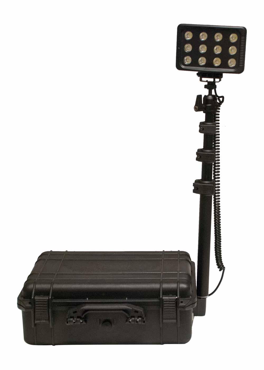 Xl200 Portable Remote Area Led Lighting System Tuff Led