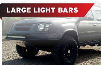 Large LED Light Bars