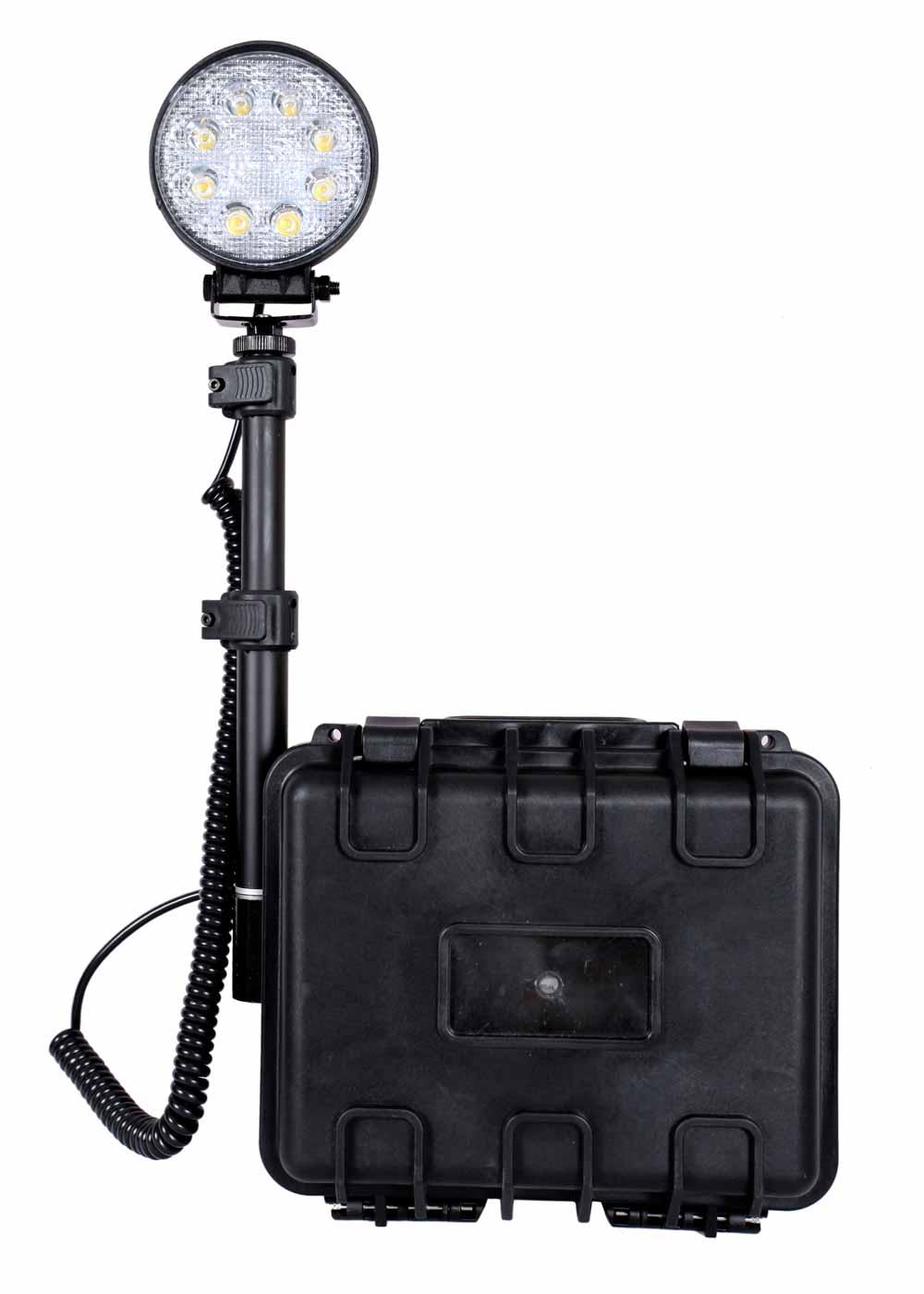 K100 Portable Remote Area Led Lighting System